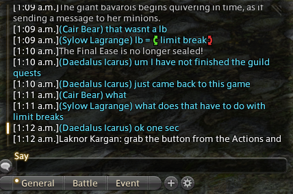 cairthenn ffxiv they duty that fail right unless enter away going gear chests some months raid when until anyway month feel like doesnt argument type replace still every give fucking time likely youre have which much since just been even released major something i340 hasnt this weight changes early into last tier