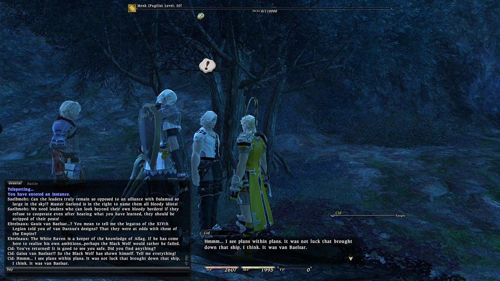 aerin  well just else take might tupsamati party late thread storylore bring ffxiv insight have papalymo wall