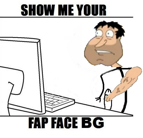 kononeko general face show image thread xxxv random