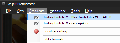 How To Stream Games w/ Xsplit and Justin tv