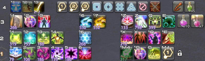 seravi edalborez ffxiv your damage base 15x multiplies across think they were because that trying point increase determination does arcanist thread power goes wins more crit powerful