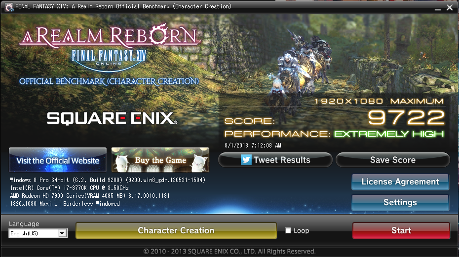 xanthe ffxiv looks better lv30 than voice hair choices rip lv20 gear creation character scores benchmark lv40 with