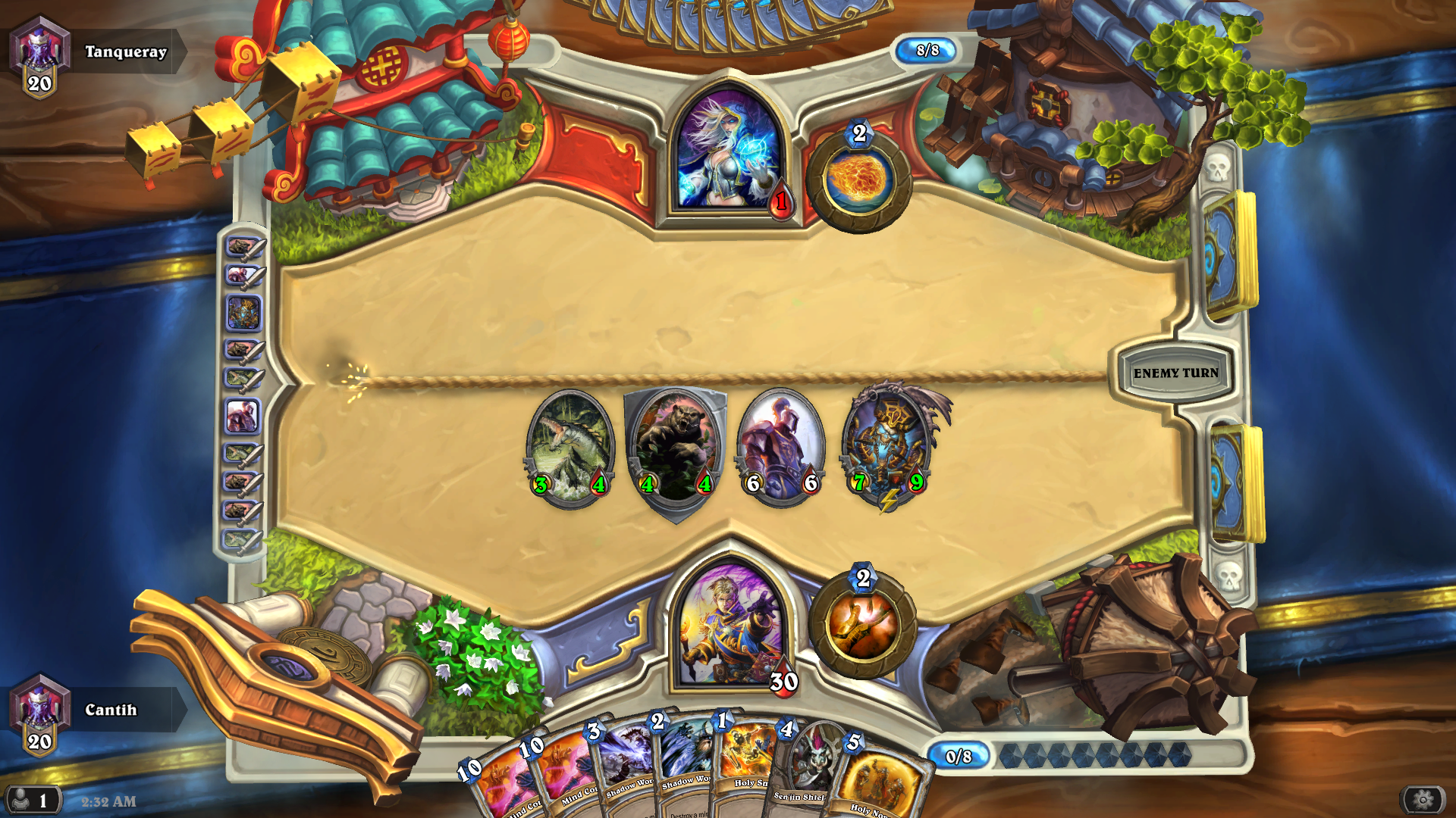 cantih games easy super with cheese decks heroic beating naxx here brag about hearthstone
