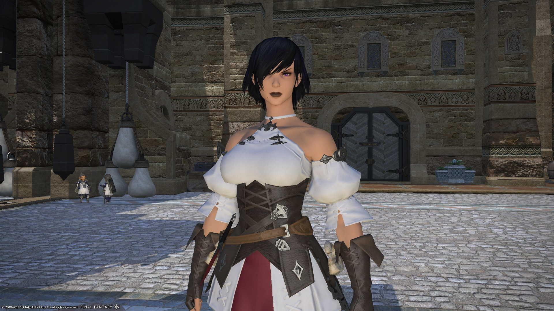 odesseiron ffxiv limsa through tonight well screenshots lifted phase beta cute fantastic awesome picture this comment cheesecake contest wanted just