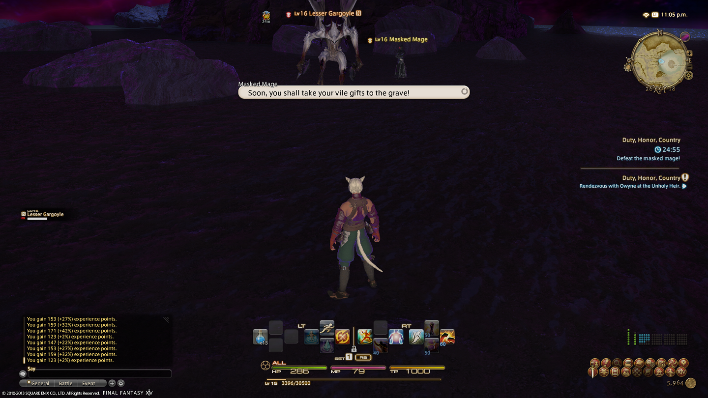 myreality ffxiv limsa through tonight well screenshots lifted phase beta