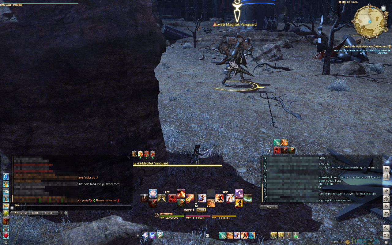 jamison ffxiv make petbar command toggle your visibility pictures remember anyone post know