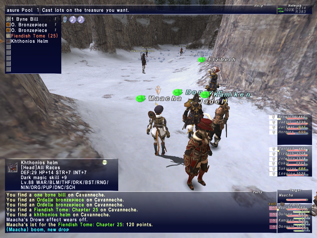 maachaq ffxi have drop that however seems currency affects correlation only told what going been gear either unless appear does small sample done changes piece killed fair amount rate procs none though they will affect regarding procd mobs neo-dynamis read