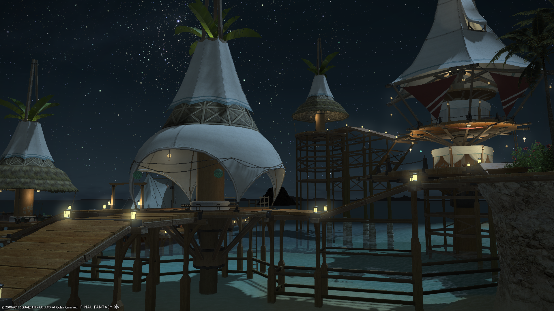 hioki ffxiv limsa through tonight well screenshots lifted phase beta