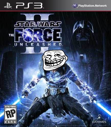 qalbert games youre sequel clone deleted link starkiller unleashed force answer about question biggest
