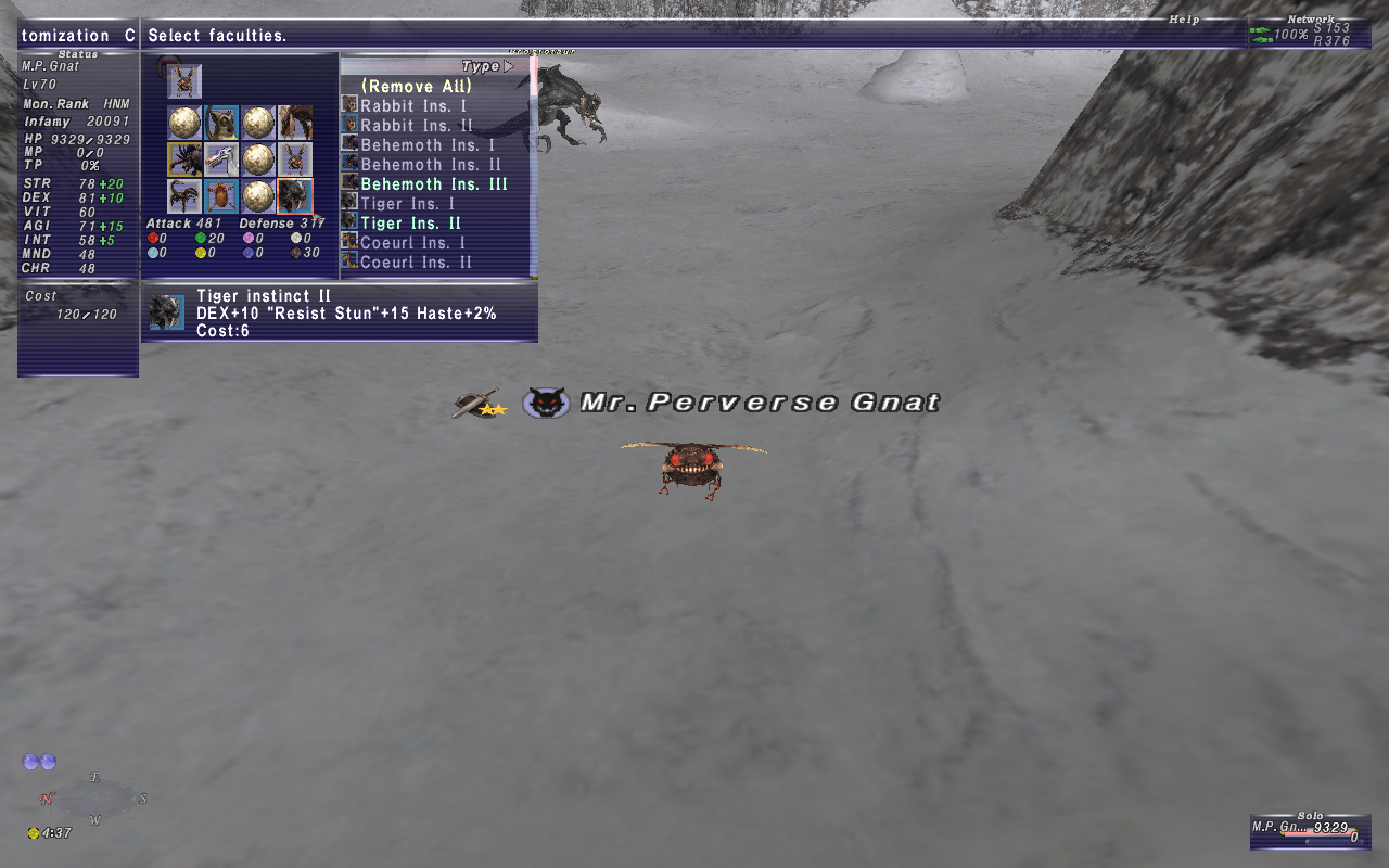 seol ffxi bonus have weakness does physically evasive both though magically highly seem pool their heel achilles minuscule poison full damage considering them drains instincts since last tested months something changed general abilities mechanics unless metal applied monstrosity defense 400 slime attack immune