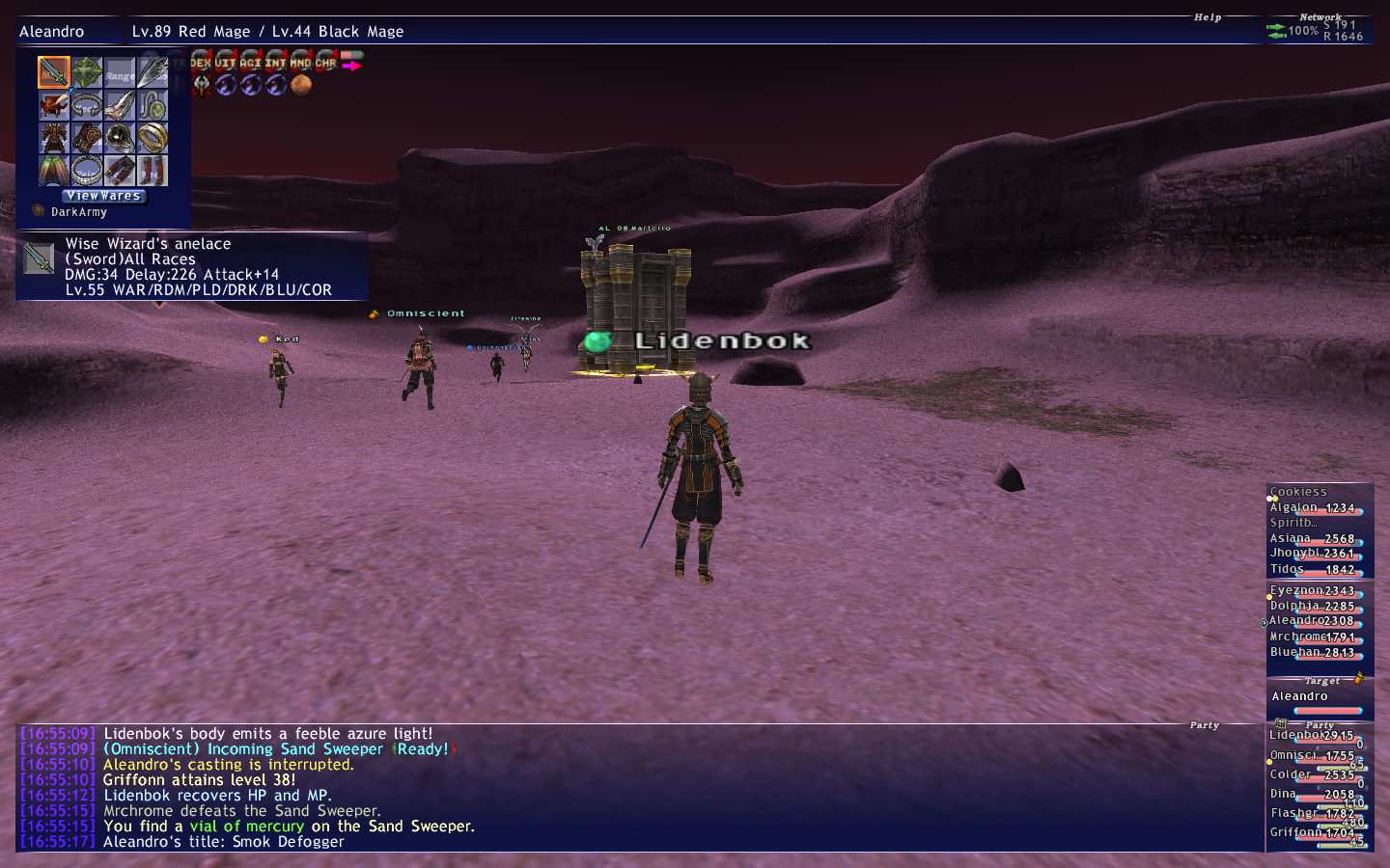 lidenbokvalour ffxi gonna complicated fuck witty player doctors note thread gimpconfusedwtf