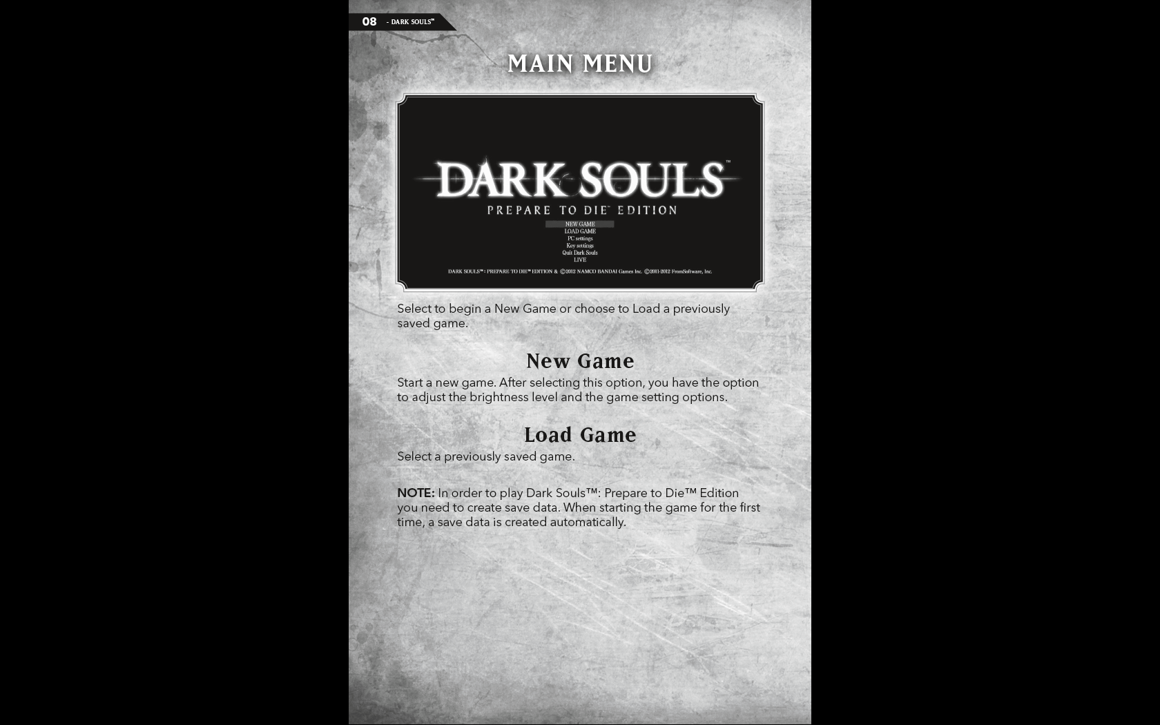 insanecyclone games guess playthrough just qtspiderbabes sucker first prepare souls ps3360pc shrug dark