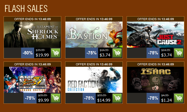6souls games down price quick though pretty bethesdazenimax tend wasnt first year good dishonored seen deals thread have that code steam sale with seems