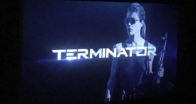 Terminator 6: Dark Fate (November 1, 2019)