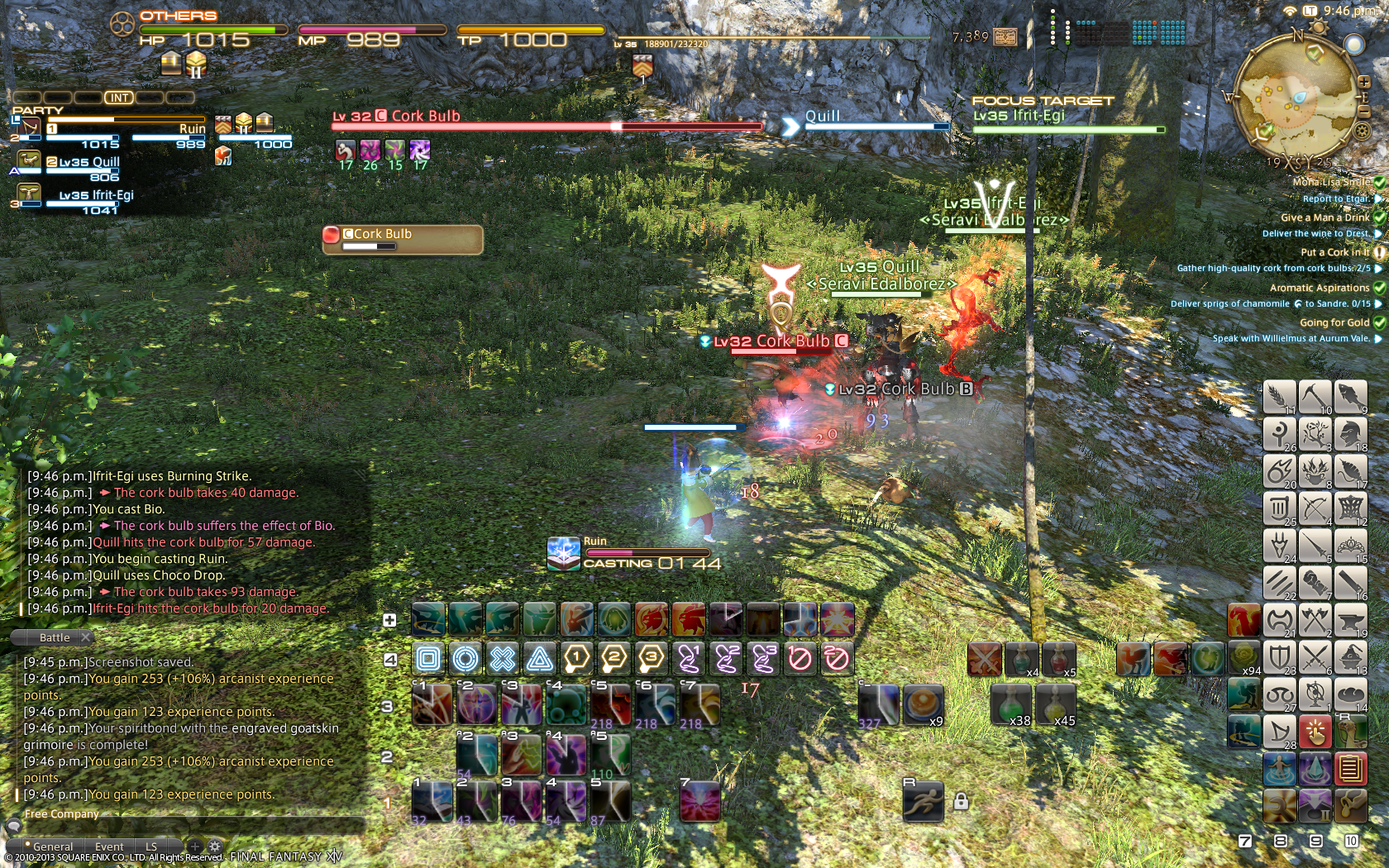 seravi edalborez ffxiv make petbar command toggle your visibility pictures remember anyone post know