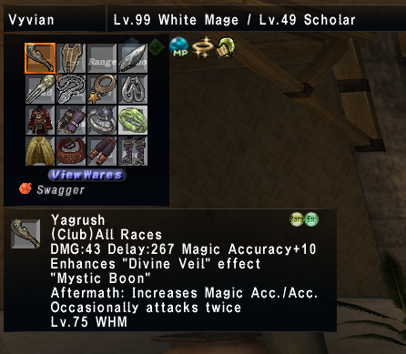 vyvian ffxi doing this that comes love down proph also caliburn grats tool shame like prophett moirai leviathan list relicmythic weapons seems completed known time long forever
