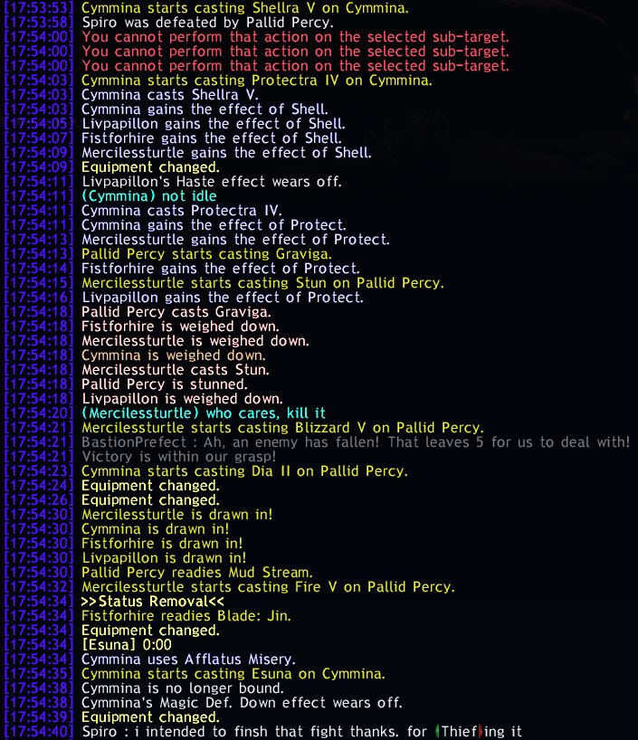 cymmina ffxi brew kiting party earth eventually atma apoc times dying starts crusher mins 4ws death seconds wearing lolfullperlewarwithlv30skill kills finally damage shit absolute ittank shot earlier attacks watch heals dies rani altep fail fastest exping backstory rest wipe instant random popped continues kill decides alliance claim free