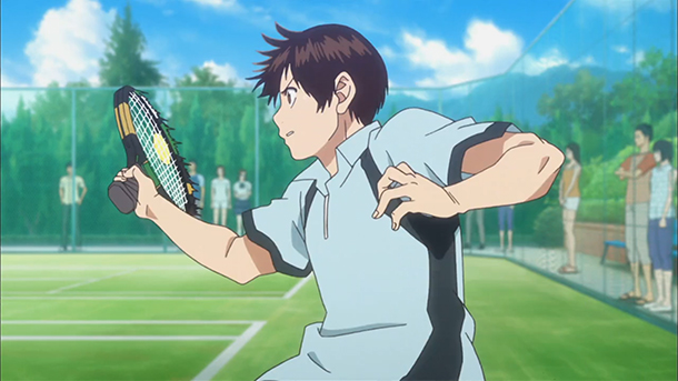 elcura anime tennis good decides with thus opponents allowing tendencies inherent extremely strategic approach develop nature notes taking habits studious they genuinely progression characters watch interesting eiichiro fuck funny sports before shots their uses make another them predict journey unhappy things lacks flier finds exercise student summary steps eiichir maruo