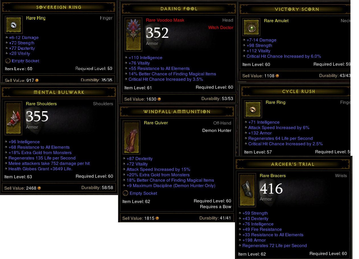 karbuncle games dont peculiar know what think this just show post trading your diablo legendary