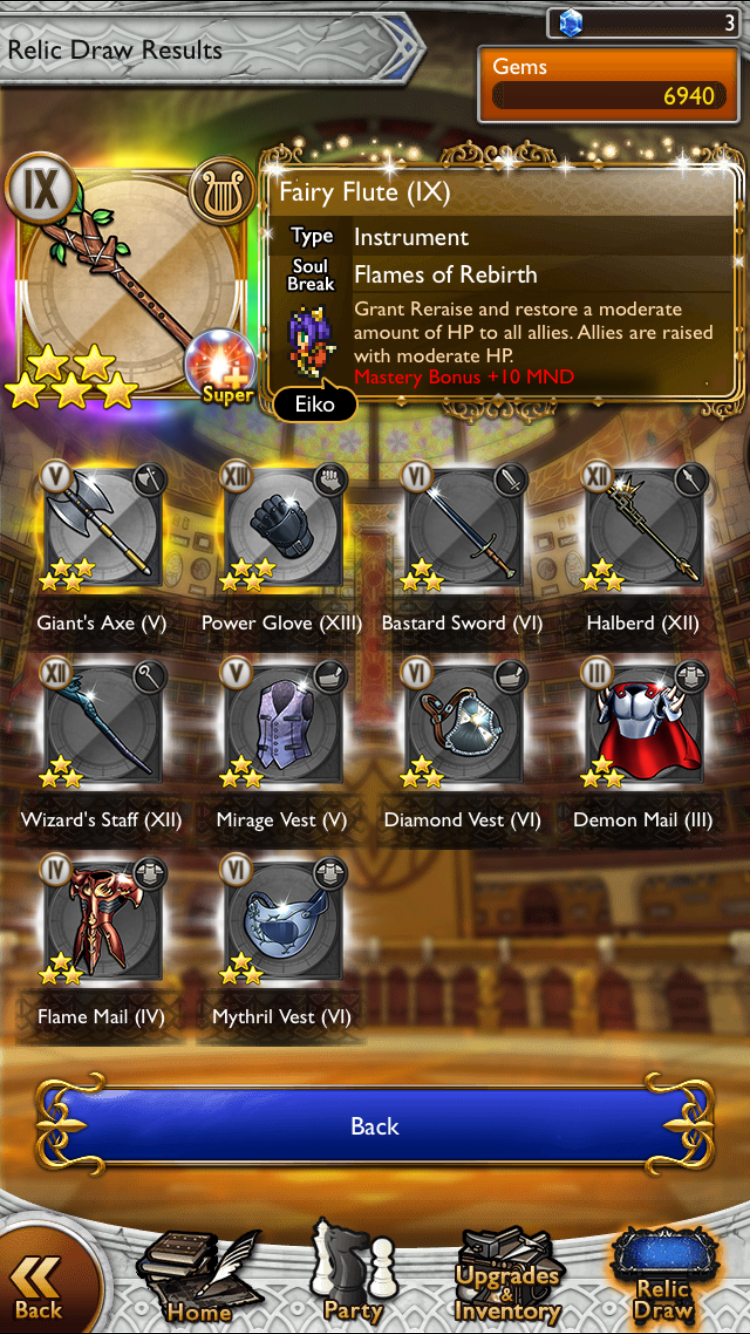 aerin games dupe that daily have rosetta from eiko thread down four more dorp left draws huge wasnt rata this been woulda relics said just sure jinxed today raines edit almost decent something pull usb1 faris dupes pulled wish morning rianes ffxiii also parade noctis ffxv machina ffxiv because tally ffxii vaan