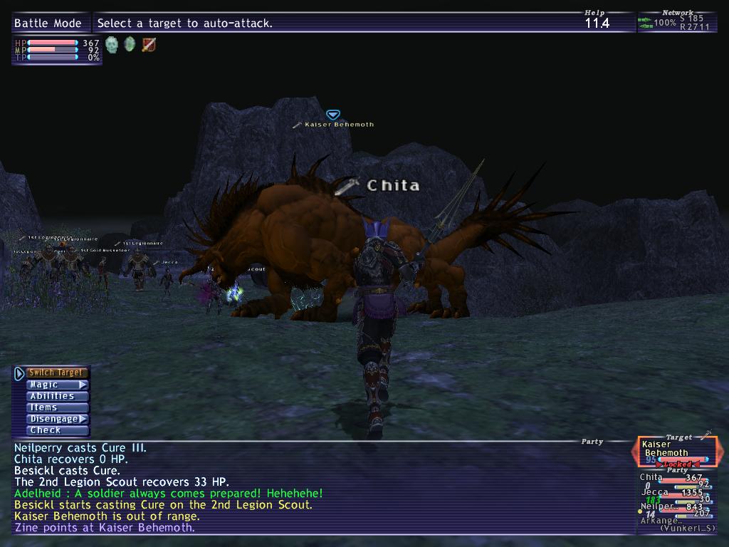 dragoonchita