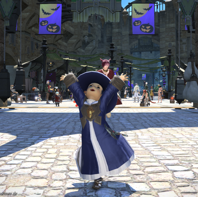 olo401 ffxiv yeah thread picture cute lalafell