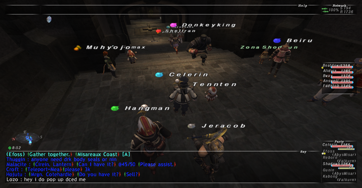 celerin ffxi gear lv78 wear stand cares leech dolls xxii thread literally player make pics renzys gimpleeches long taking shots screen point fast killing presuming lv90s contribute mobs gonna vtit listed mooch damage contribution tier this play gimpconfusedwtf contributions