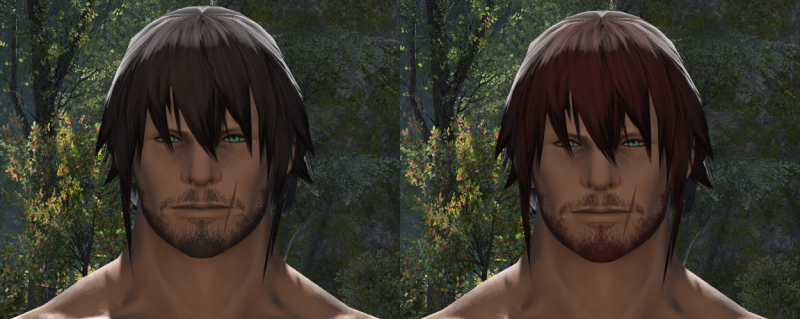 boyiee ffxiv this hair ffxi character like color what green more help pinkish look akin cause laughing stop cannot eyesmouth expression website official best here found also actually match recreating grown accustomed quite personally pictures your benchmark going heres style just char post slightly darker edit2 pinkredish