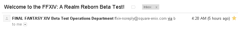 rionel ffxiv beta feels account good damn legacy main released emails test just logged forums into