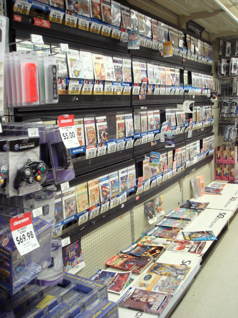 omniyoji  also toys liked they there going local really game price hundreds seeing slips filling walls both aisles down video department ever walking remember best reminded some through crap found digging late megaman cartoon corny anyways included which booklet instruction brought back memories picked