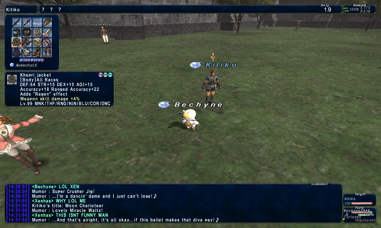 bechyni ffxi prize scythe that consolation kill worth anything didnt losers sadly actual wasnt begun hitting giveaway vanafest golden gobbiebag isnt bitching about talking