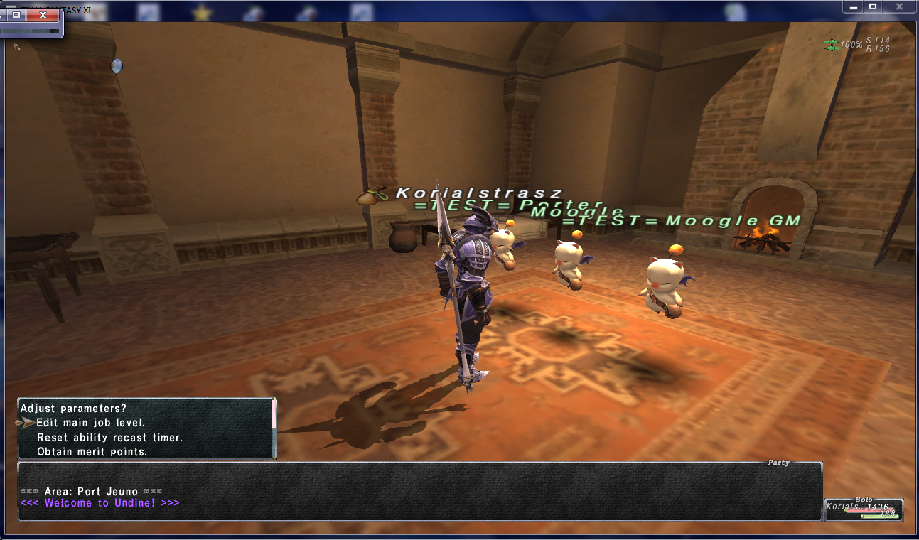 korialstrasz ffxi server 08262011 edit beaten test final fantasy
