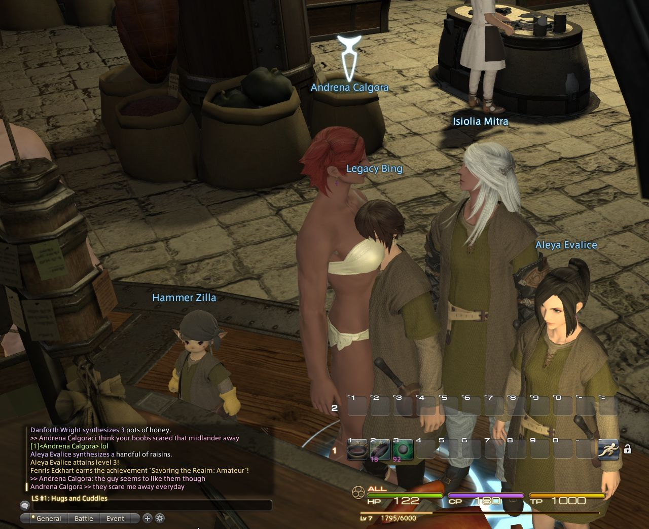 isiolia ffxiv cute fantastic awesome picture this comment cheesecake phase contest wanted just