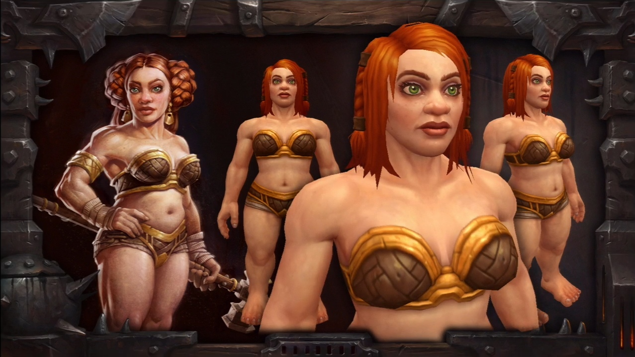 galkaeater games look great models updated 2013 dwarfgnomeorc blizzcon