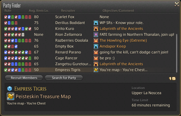 korialstrasz ffxiv they duty that fail right unless enter away going gear chests some months raid when until anyway month feel like doesnt argument type replace still every give fucking time likely youre have which much since just been even released major something i340 hasnt this weight changes early into last tier