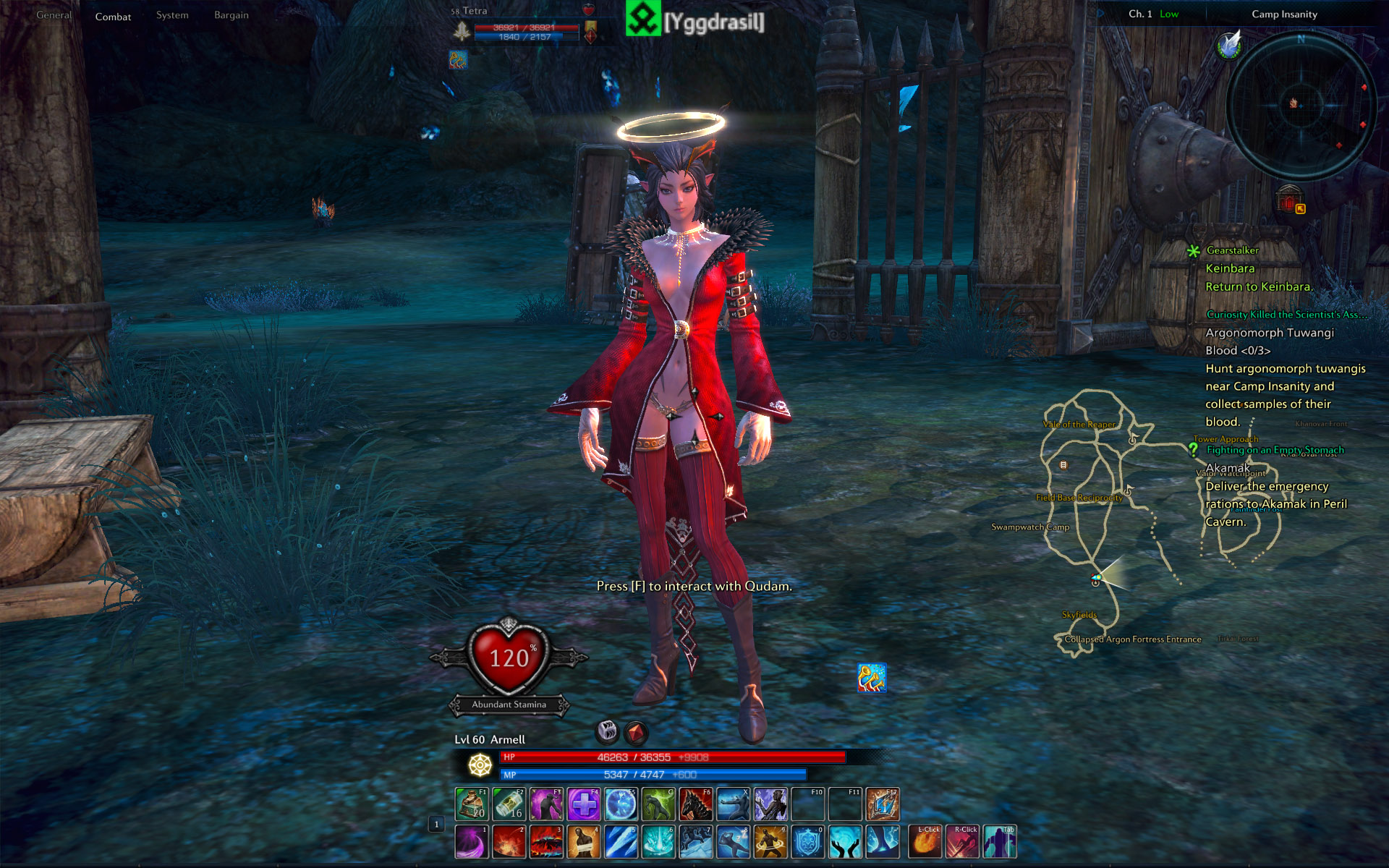 klain games opening gameplay trailer experience preview online media removed heres tera