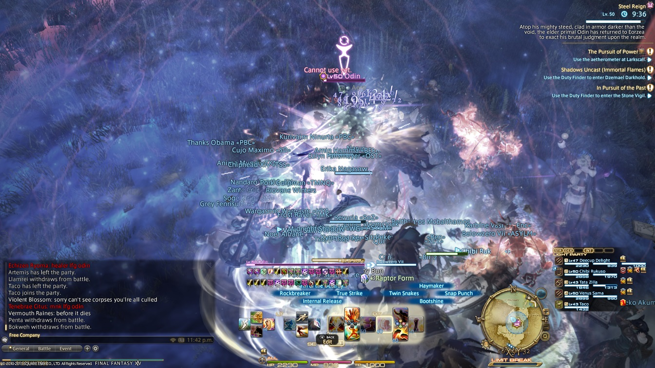 appie ffxiv queue matter high realization letting that bullshit anyone number does waves random your points dont made everything fates where weve been queues odinbehemoth have large during come