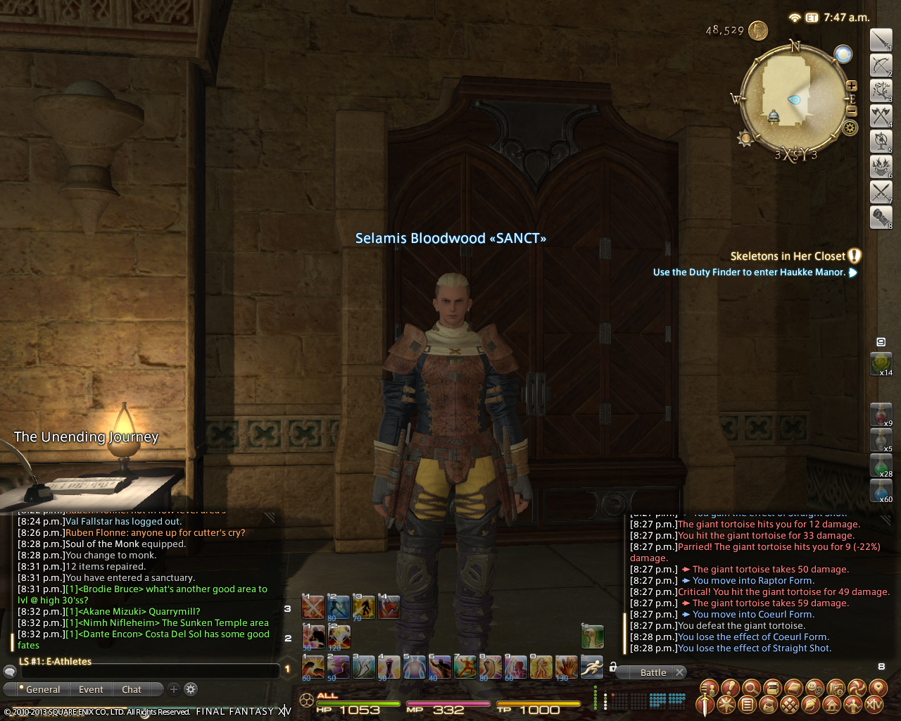 selamis ffxiv make petbar command toggle your visibility pictures remember anyone post know