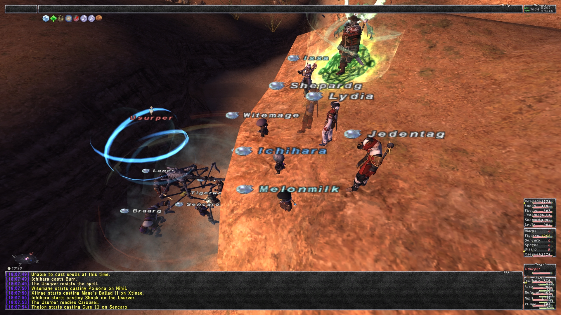 thetruepandagod ffxi ironclad zones sunderer sauce weak hero discussion tahrongi talking abyssea
