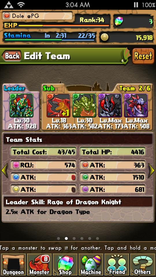 vandole games dungeons more that there with leads break just game getting content things flat multipliers mainly will stick spend viewing been stamina burned this leaders part kind forums less activity year than taking seeing take change dragon lost interest definitely another reason then allowed blow verdandi while true past lots finding