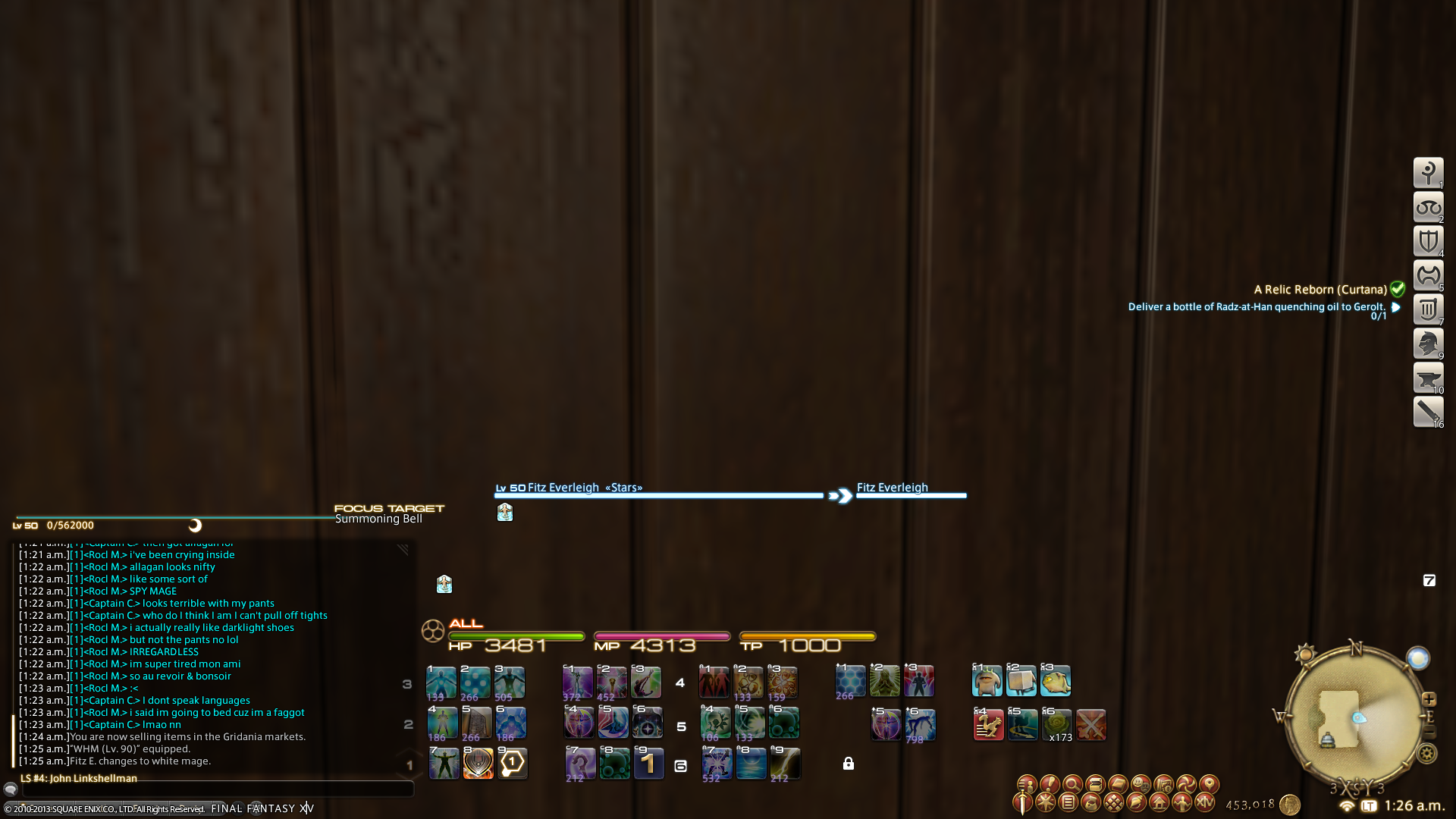 tacotaru ffxiv make petbar command toggle your visibility pictures remember anyone post know