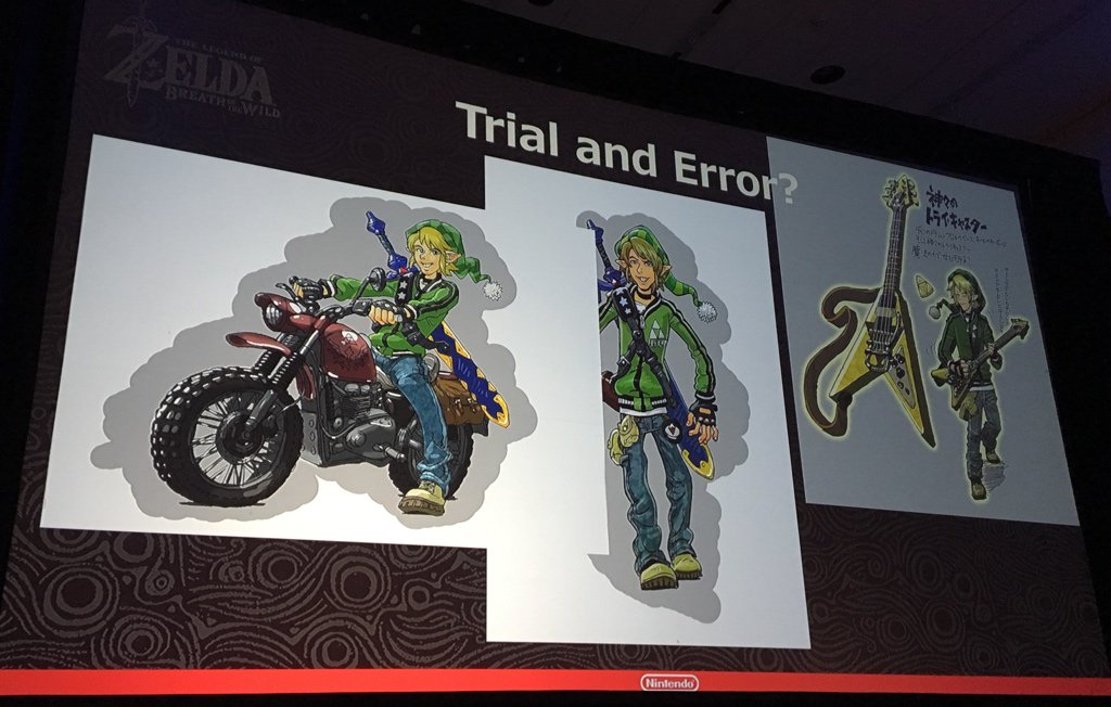 6souls games zelda from 2015 nintendo approach today legend footage pre-rendered real they said showed asked tells part seems hardware currently holiday expecting planned u-level coming angle gameplay most what in-engine angles intended game return feeling where original first unx wild breath labo players sounds different like cross skyrim