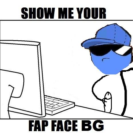 xno kappa general face show image thread xxxv random