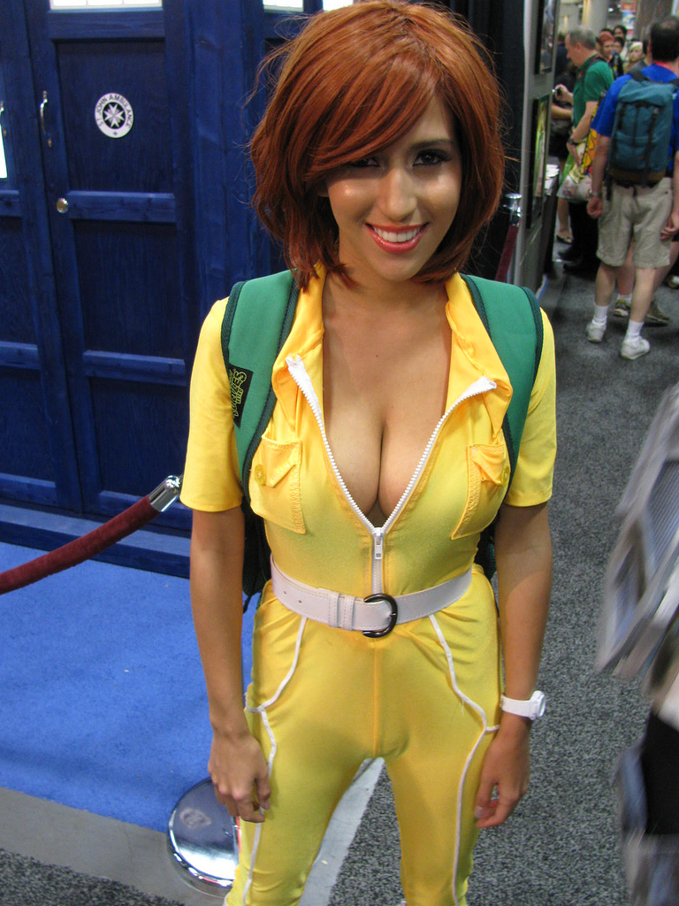 TMNT Co-Creator On Megan Fox Being Cast As April O'Neil In Michael Bay ...