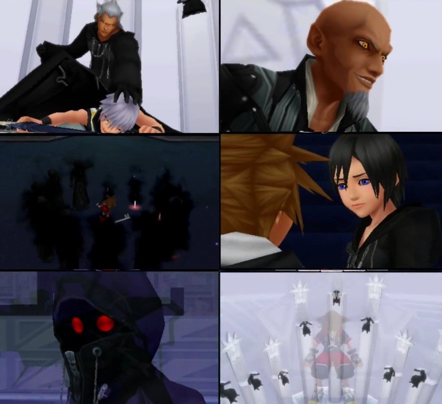 hearts dream drop distance riku vs young xehanort joven xehanort kh3dXehanort Dream Drop Distance
