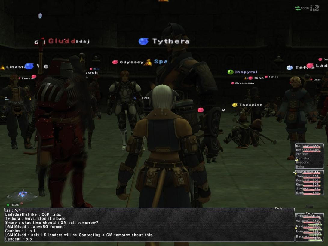 tythera games deny chicanery kill fafnir confirm spectators part months gaming folk online biggest dick moves watch