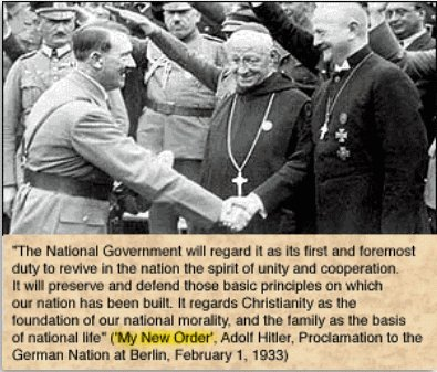 gwynplaine general pope religion invoking shit reason hitler commandment liar sack persecution jews evil secular extremist brayton britain atheists warns blames holocaust calls atheist fwiw pretty lying