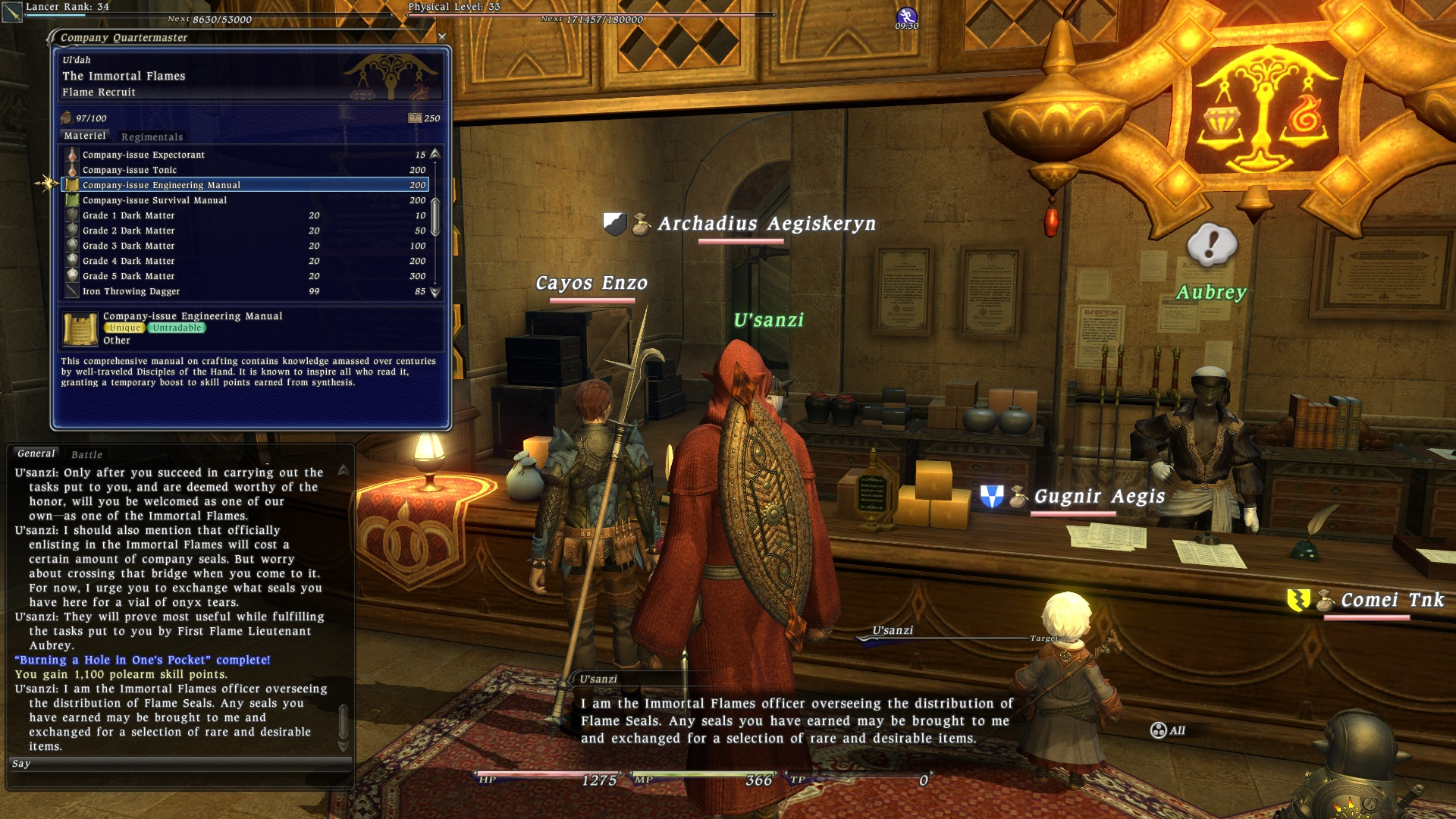 cayos ffxiv zoning timers sync rank reward higher list rewards quests switch browser fine stuff killing found seconds tested noscea teleported finding npcs talking crappy 07212011 notes 118 side made patch guide timer issue ranks quest imagine