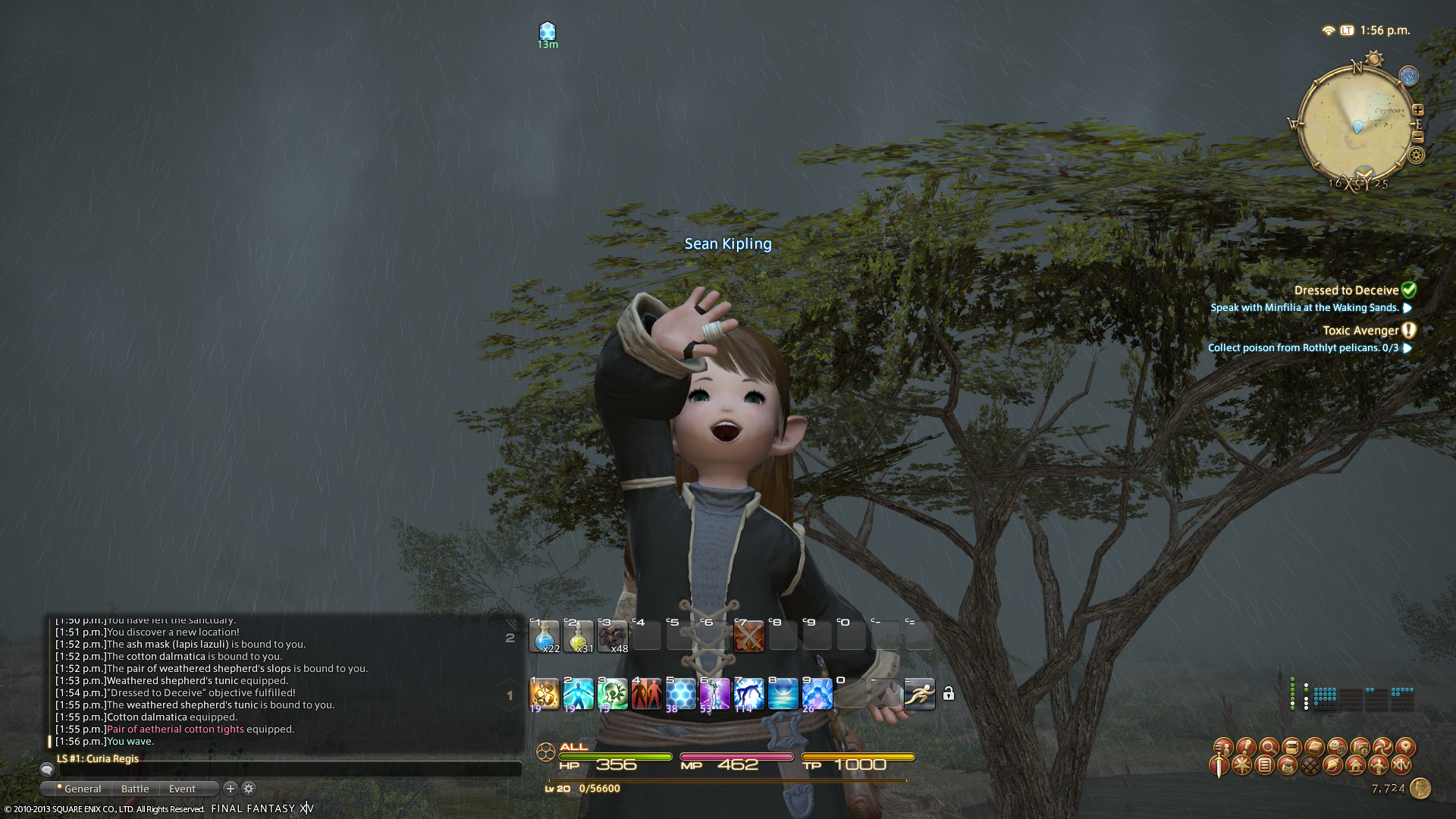 kipling ffxiv yeah thread picture cute lalafell
