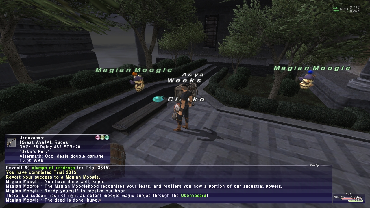 weeks ffxi will would guess this they compensate likeley makeing destroyable totems most drawback weak last forever another there aoes whatsoever about what diabio maybe helixeskaustra include completely gets fucked over debuff alot when says weapons release know also have long time wouldnt form never allow said true magian hold breath that